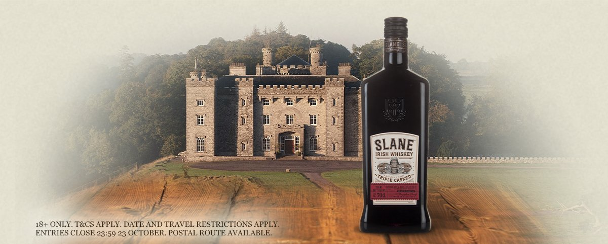 Slane Headline Competition 2020