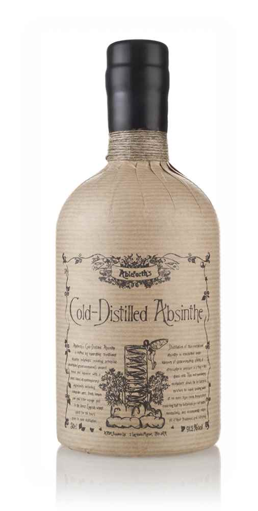 Cold-Distilled Absinthe