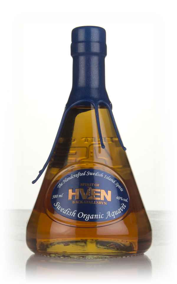 Spirit of Hven Organic Oak Matured Aqua Vitae