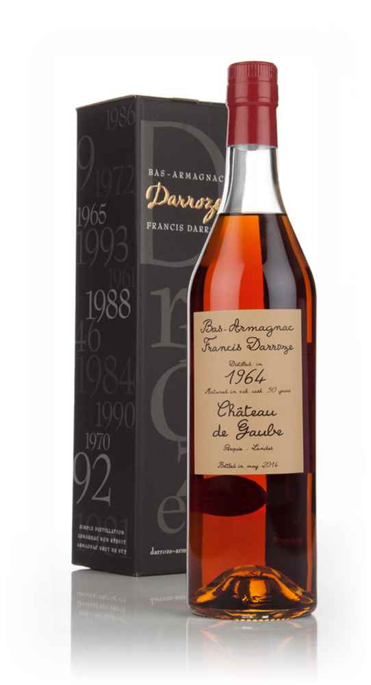 Darroze 50 Year Old 1964 Chateau de Gaube - Unique Collection
