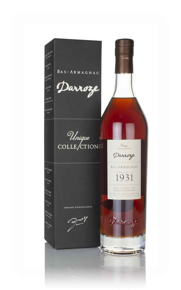 Darroze 68 Year Old 1931 Des Chais De Francis - Unique Collection