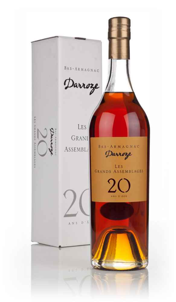 Darroze Grands Assemblages 20 Year Old Bas-Armagnac