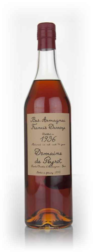 Domaine de Peyrot 74 Year Old 1936