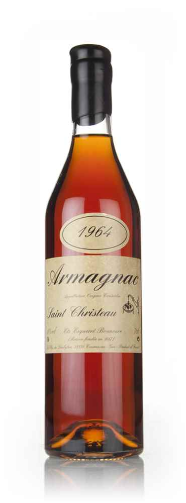 Saint Christeau 1964 Armagnac
