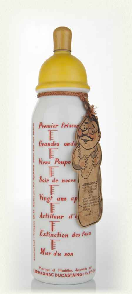 Ducastaing Armagnac VSOP Baby Bottle - 1960