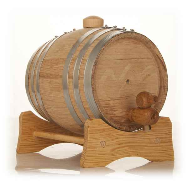 American White Oak Toasted Barrel - 20 Litre