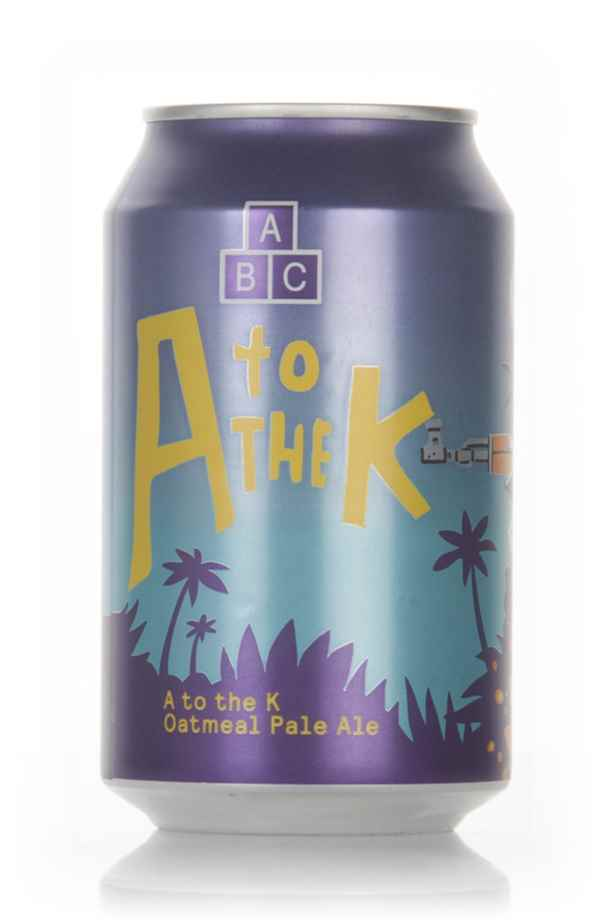 Alphabet Brewing A to the K