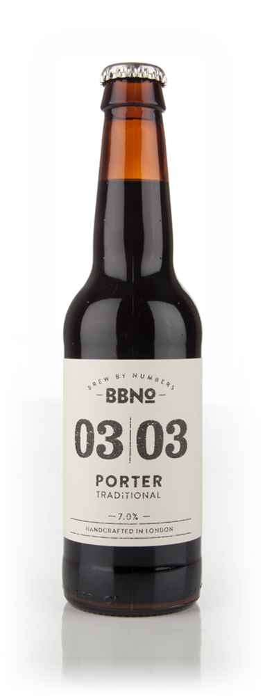 Brew By Numbers 03|03 Porter (Traditional)