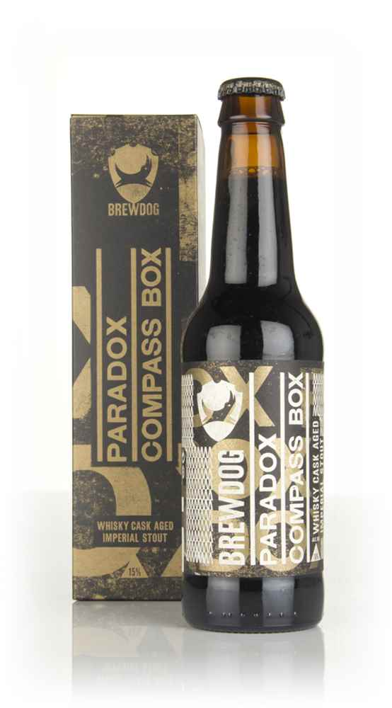 BrewDog Paradox Compass Box