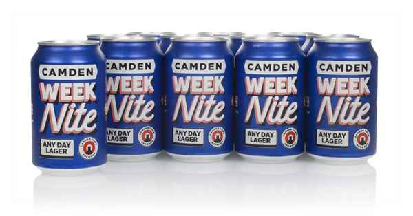 Camden Town Week Nite (12 x 330ml)