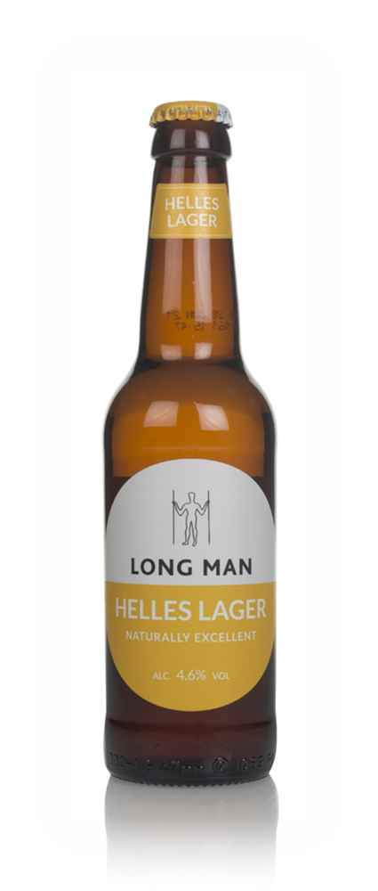 Long Man Brewery Helles Lager