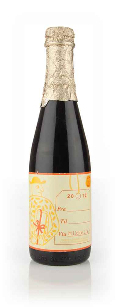 Mikkeller 2012 Fra Til Via Grand Marnier Barrel Aged (37.5cl)