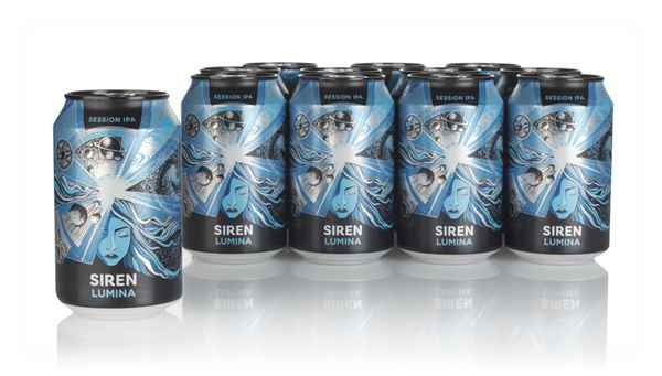 Siren Lumina Session IPA Bundle (12 x 330ml)