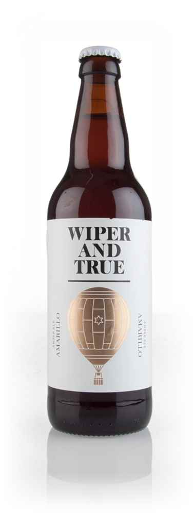 Wiper and True Amber Ale Amarillo
