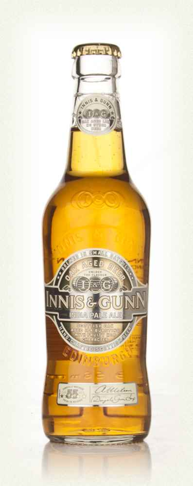 Innis and Gunn IPA Oak Aged Beer