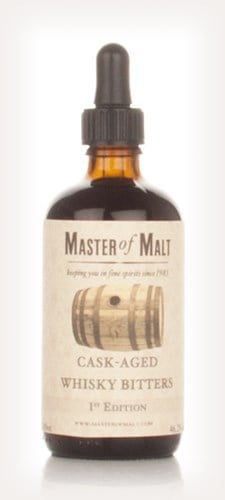 Master of Malt Cask-Aged Whisky Bitters 1st Edition 10cl