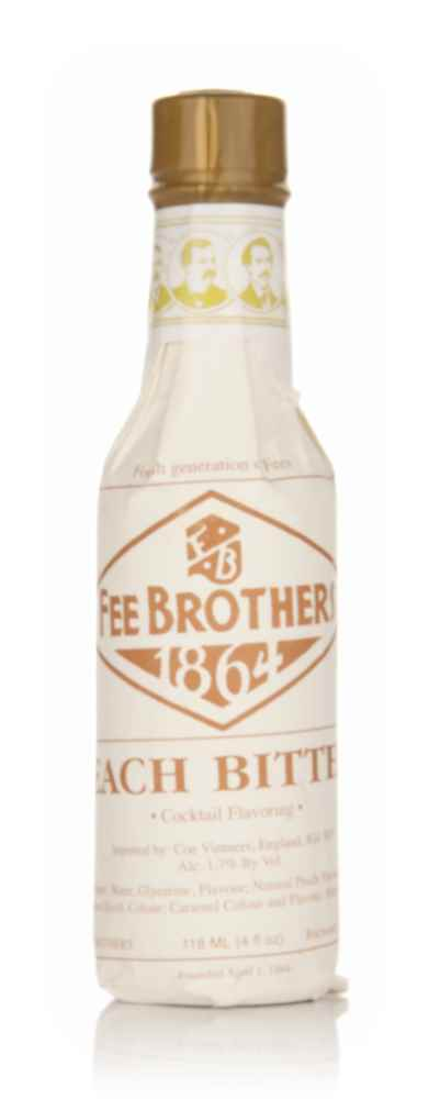 Fee Brothers Peach Bitters