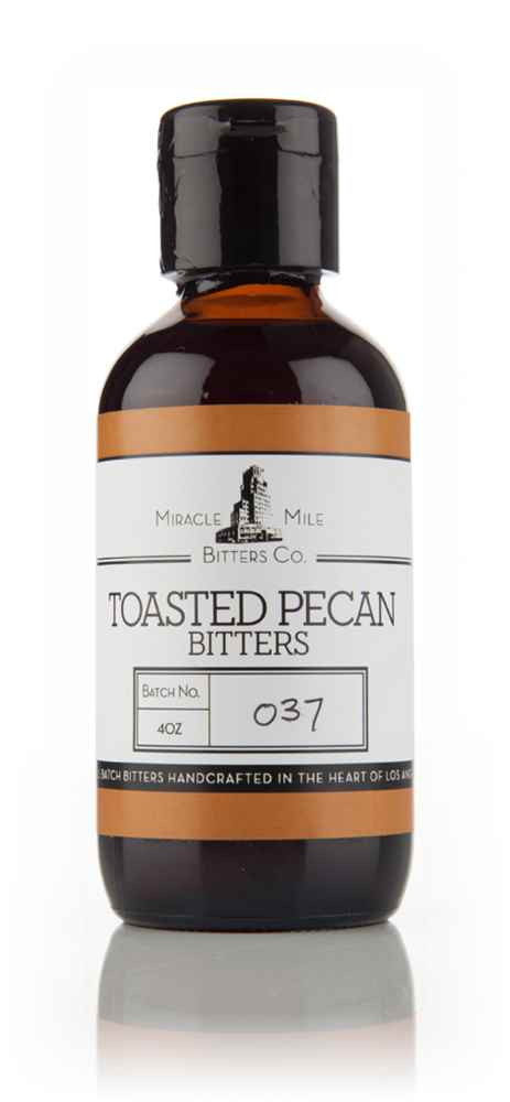 Miracle Mile Toasted Pecan Bitters