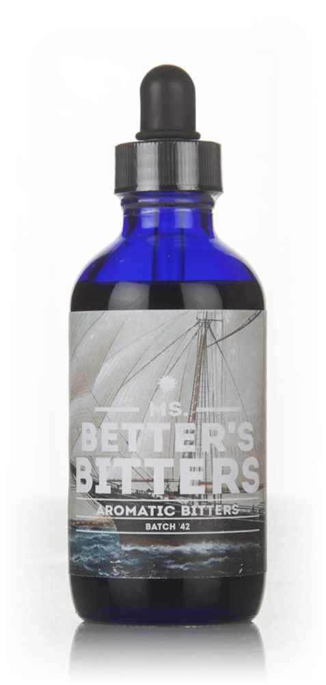 Ms. Better's Aromatic Bitters Batch 42