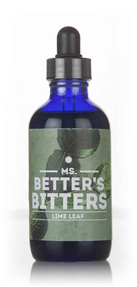 Ms. Better's Lime Leaf Bitters