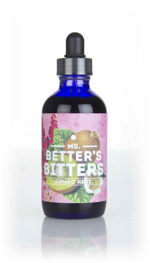 Ms. Betters Sumac Kiwi Bitters