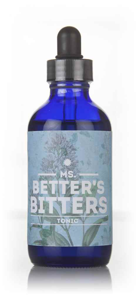 Ms. Better's Tonic Bitters