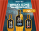 Whisky icons – we have a winner!