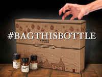 #BagThisBottle – Win a Whisky Advent Calendar!