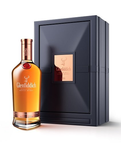 travel retail glenfiddich