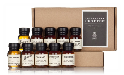 Diageo Special Releases 2017 Tasting Set