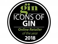 Master of Malt picks up Icons of Gin Online Retailer of the Year 2018!