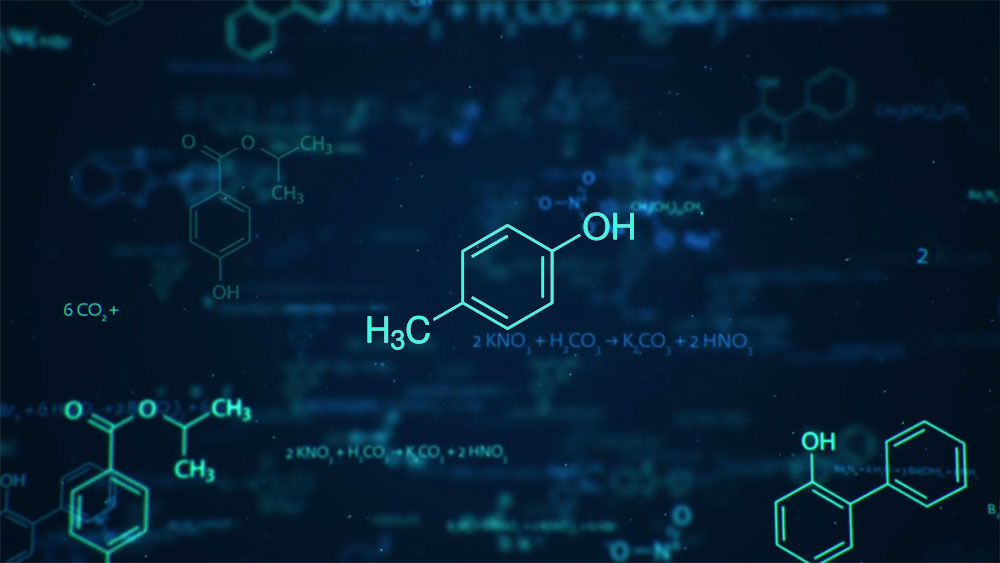 Chemical compounds p-Cresol