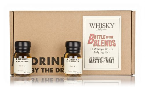 Battle of the Blends Challenge No. 3