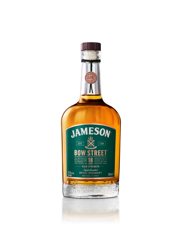 Jameson Bow Street 18 Years Cask Strength
