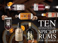 Ten sensational spiced rums for summer