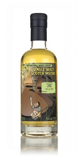 Old and rare Boutique-y whiskies