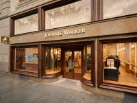 Johnnie Walker opens proper posh flagship store in Madrid