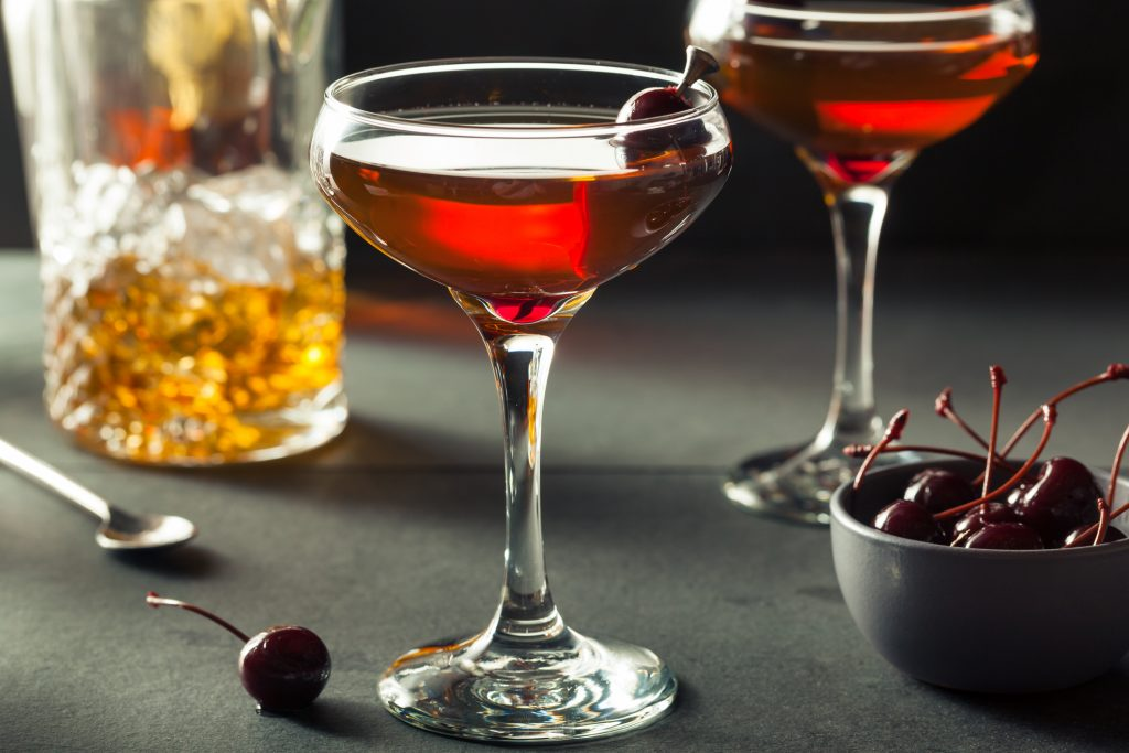 Cocktail of the Week: The Manhattan