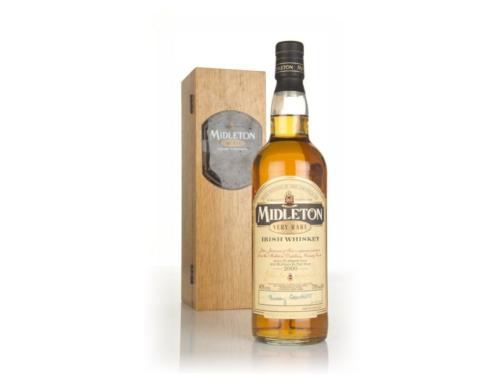 Midleton whiskey
