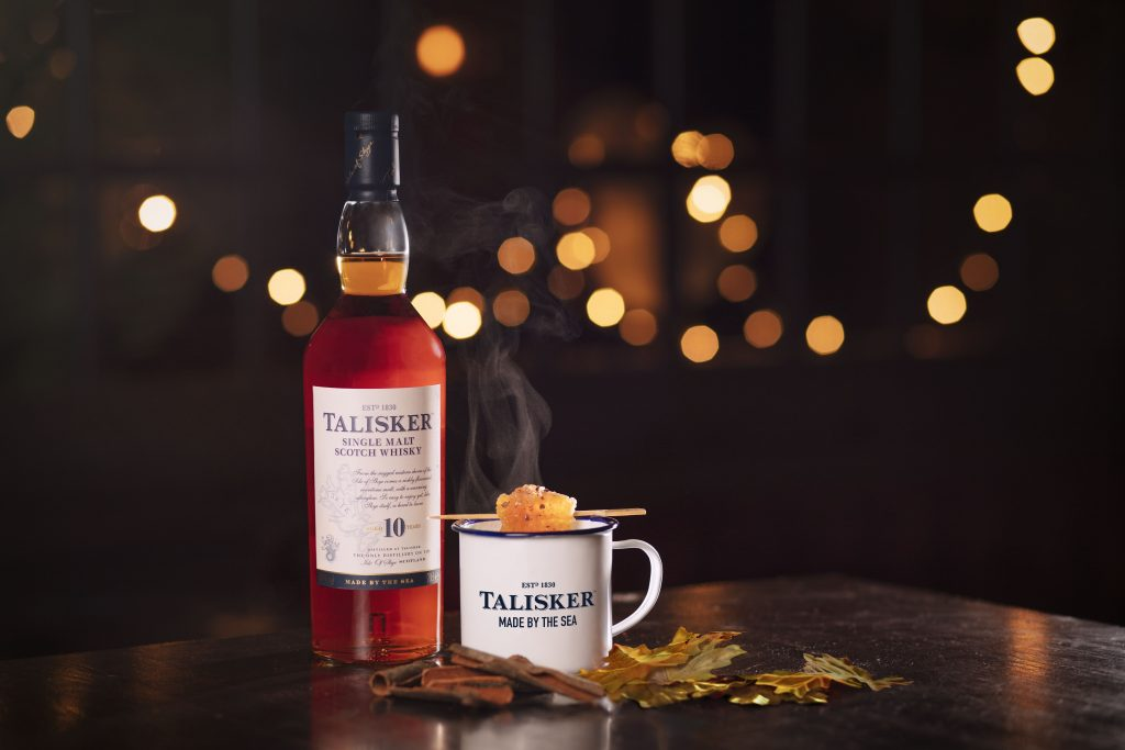 Talisker Hot Todday