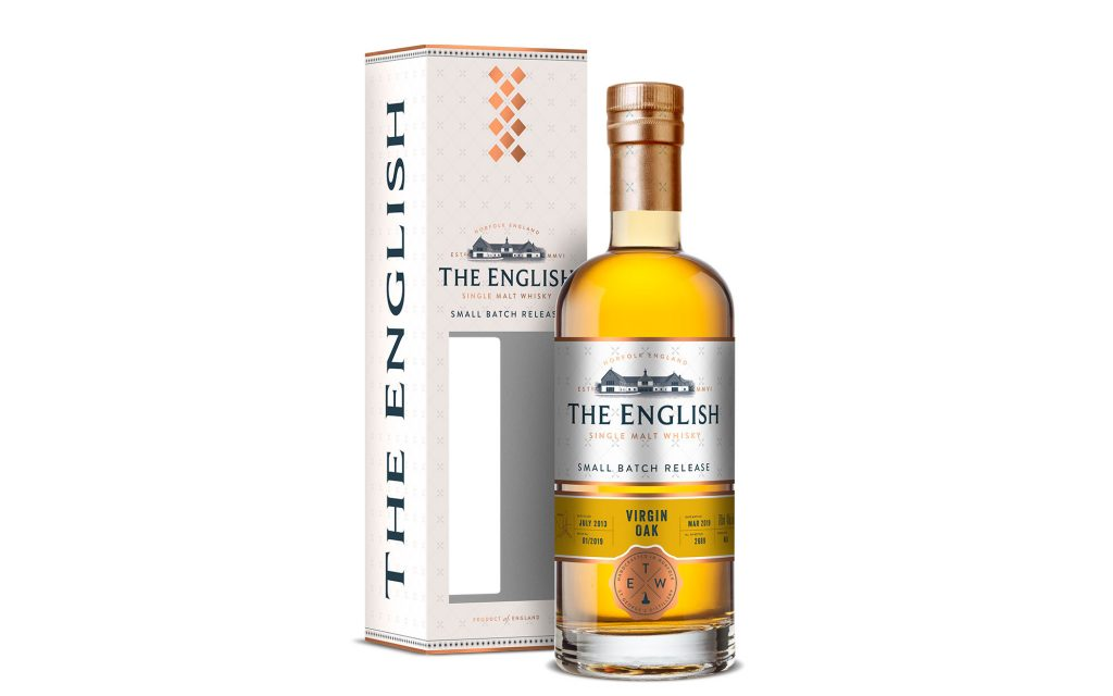 The English – Virgin Oak Cask