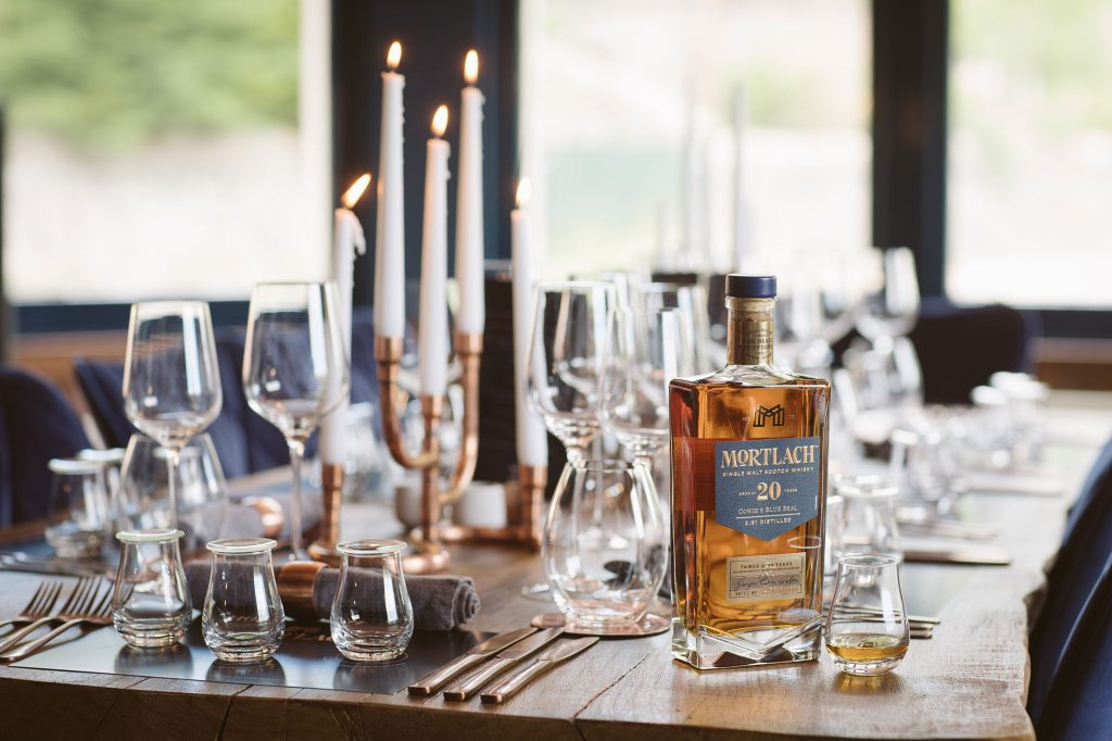 VIP trip to Mortlach Distillery