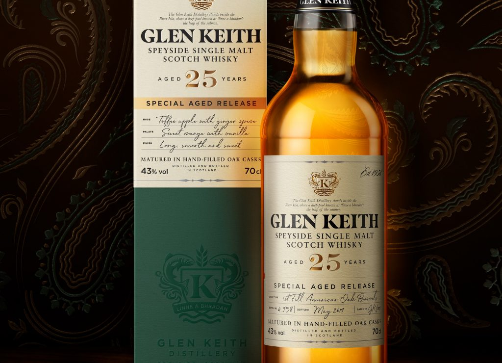 Glen Keith 25 Year Old