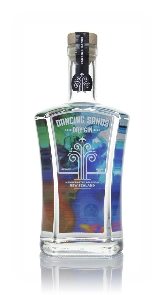 world spirits dancing sands dry gin