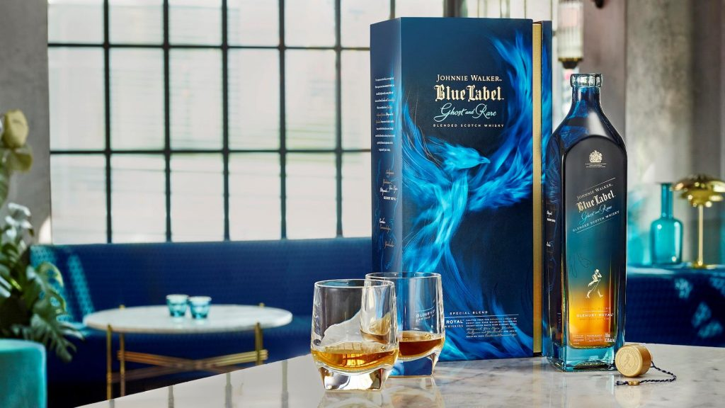 Johnnie Walker Blue Label