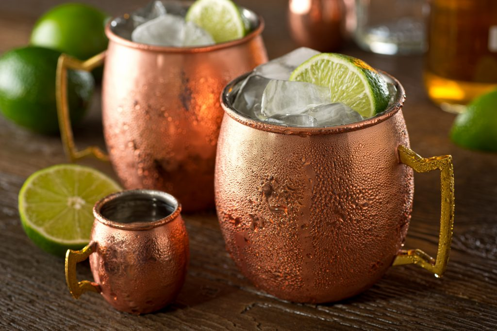 Cocktail of the Week Moscow Mule