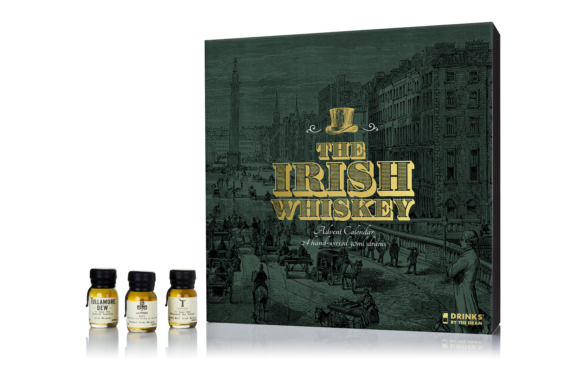 The Irish Whiskey Advent Calendar
