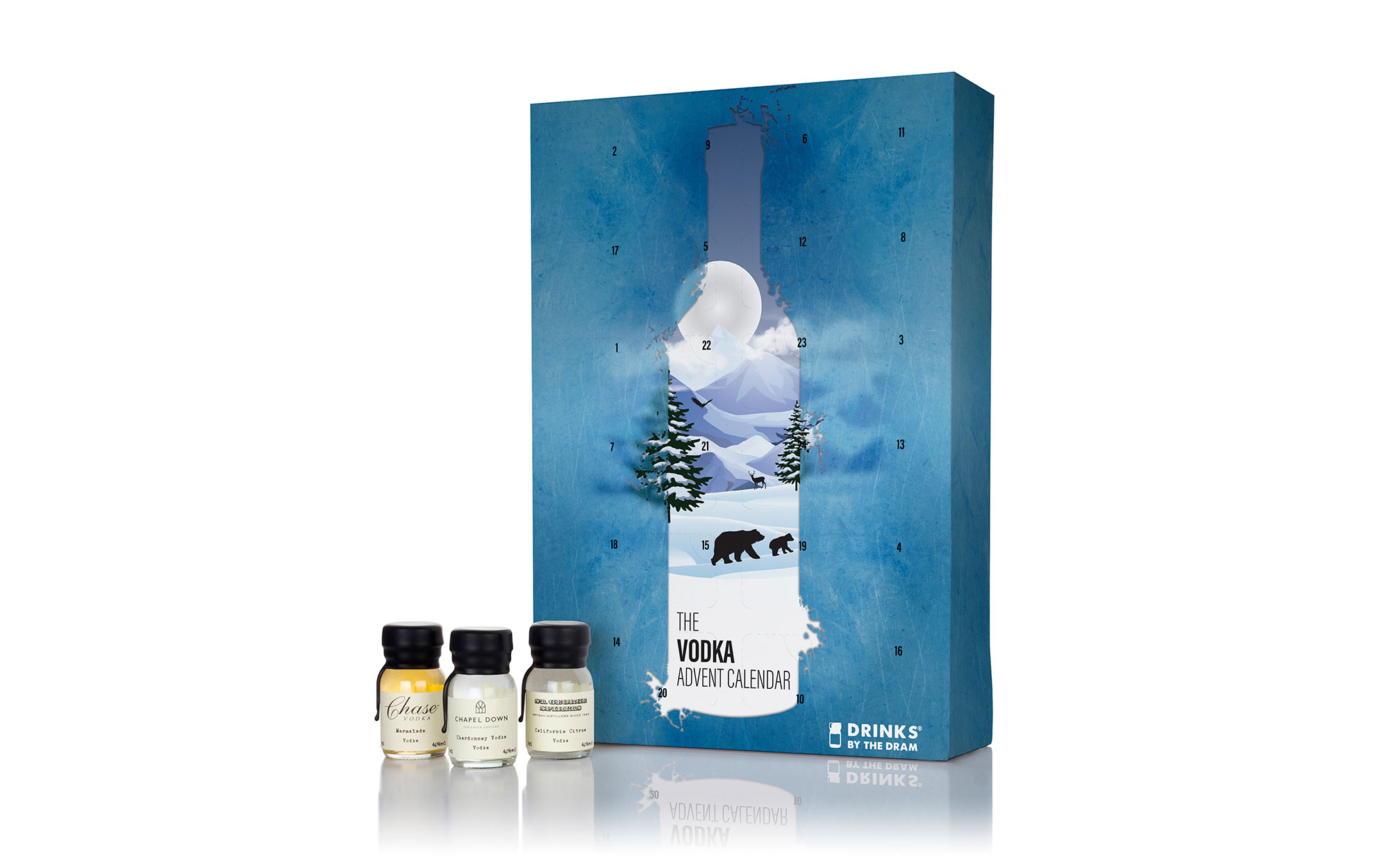 Vodka Explorer Advent Calendar