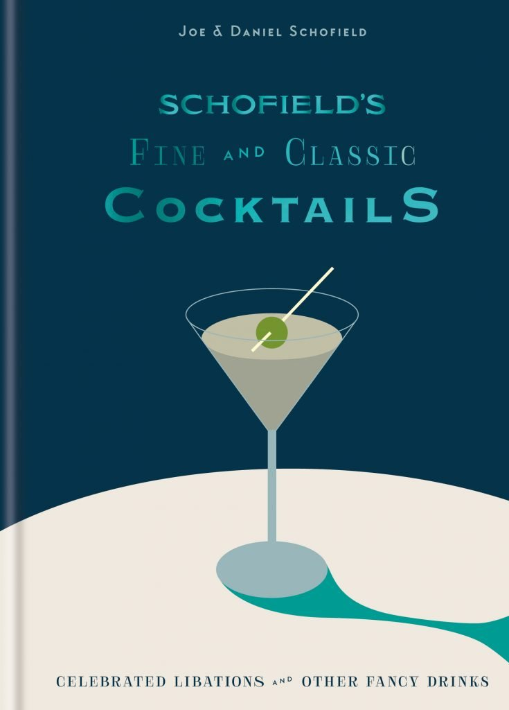 Schofield cocktail book