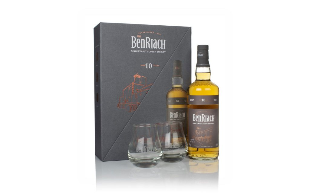 VR tour of BenRiach Distillery